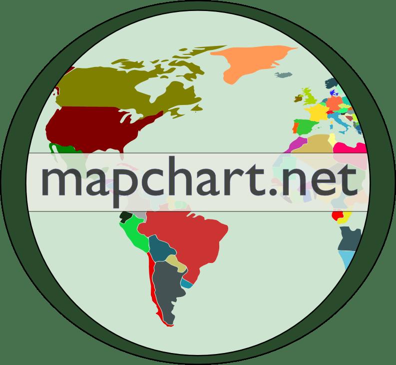 mapchart logo